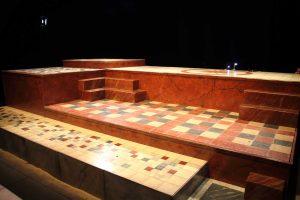 Escenario para Suripanta Teatro